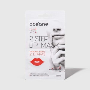 Máscara Labial 2 Etapas - 2 Step Lip Mask by Océane