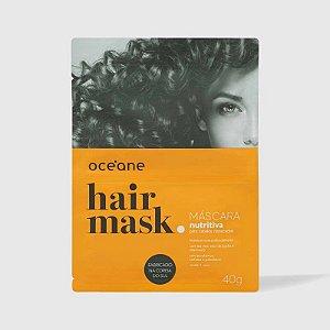 Hair Mask - Máscara Nutritiva para Cabelos Ressecados