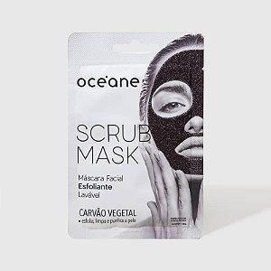 Scrub Mask - Máscara Facial Esfoliante Oceane