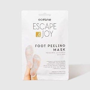 Foot Peeling Mask - Máscara Esfoliante para os Pés Océane
