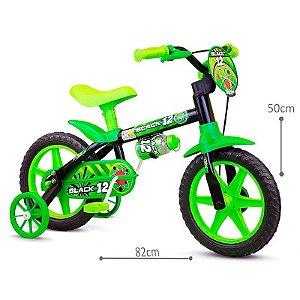 Bicicleta Aro 12 Black