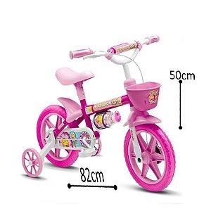 Bicicleta Flower - Aro 12