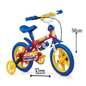 Bicicleta Fire Man - Aro 12