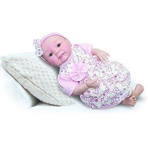 Boneca Doll Realista Mariazinha