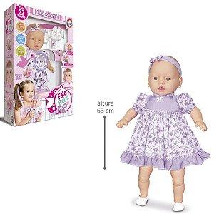 Boneca Fala Bebê