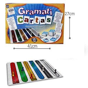 Jogo Gramaticartas