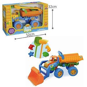 Caminhão Caçamba Truck Beach Play