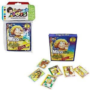 Jogo do Mico + jogo da memória