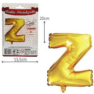 Balão Dourado - Z
