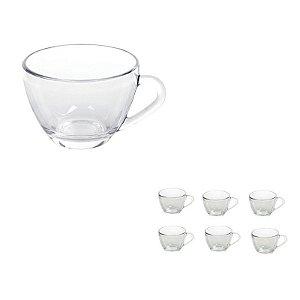 Xícara de Chá Astral s/ Pires