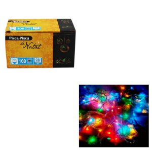 Pisca Pisca Color 100Led