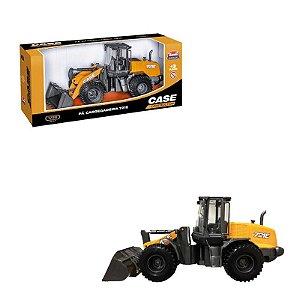 Pá Carregadeira Case Construction