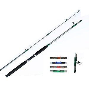 Vara Stell p/ Mol Tubular Fibra de Vidro - 2,10m