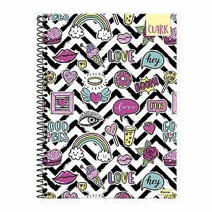 Caderno 10 Matérias Clark