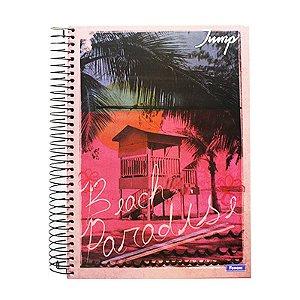 Caderno Universitário Jump - Pct 4 und