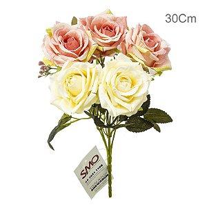 Buquê Rosas - 5 Flores