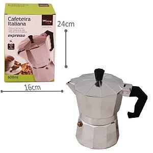 Cafeteira Italiana - 12 xícaras