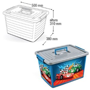 Container Organizador - 50L
