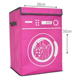 Cesto Organizador Máquina de Lavar