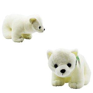 Urso de Pelúcia - Panda Branco