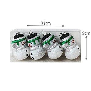 Boneco de Neve Decorativo