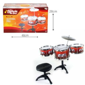 Bateria Musical Jazz Drum
