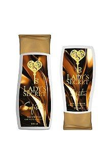 Kit Diva Sofistic Shampoo 300 ml + Condicionador 200 ml