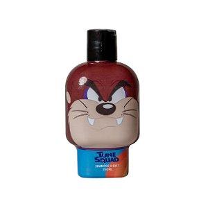 Shampoo Infantil 2 em 1 250 ml Taz Mania Space Jam 2