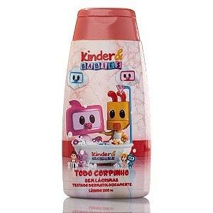 Sabonete Todo Corpinho Kinder & Babies Amorzinho 200 ml