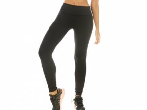 Legging Fitness High Rise Moving Preta