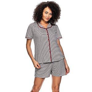 Pijama Stripes & Wine