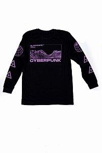 Purple Noise Cyberpunkl -manga longa