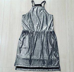 Vestido Platinado