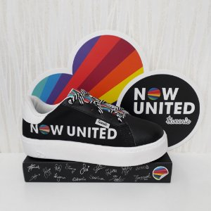 Tenis Preto Play Now United