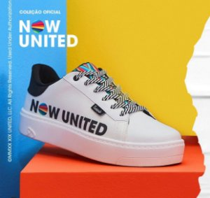 Tenis Play Branco Now United