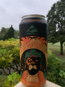 Dogfight Imperial IPA - pack 4