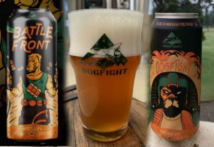 Kit Pint grande DogBattle (Pint + 2 latas)