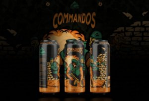 Commandos Double NEIPA - pack 6