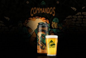 Commandos Double NEIPA - pack 4