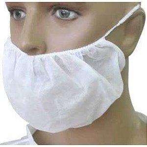 protetor de barba e bigode - pacote com 100 unidades