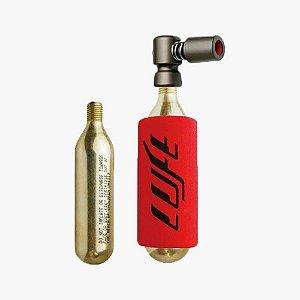 Bomba de CO2 LUFT LF-0104 C/  Gatilho de Alumínio