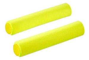 Manopla de Silicone Supacaz Amarela XL