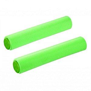 Manopla de Silicone Supacaz Verde XL