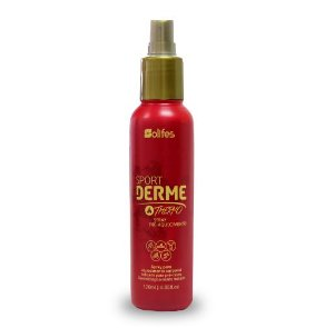 Spray Pre-Aquecimento Solifes Sport Derme 120ml
