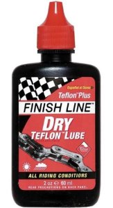 Lubrificante Teflon Finish Line Seco 60ml
