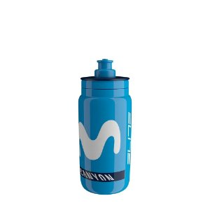 Garrafa Elite Fly Movistar Canyon 2020 Plástico 550ml