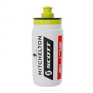 Garrafa Elite Fly Mitchelton Scott 2019 Plástico 550ml