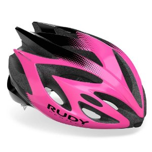 Capacete Rudy Project Rush Rosa