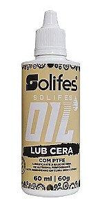 Lubrificante De Cera Solifes C/ PTFE 60ml