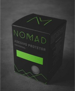Adesivo De Proteção Nomad Top/Down Tube Azul